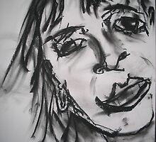 My Mum  by Andrew  Elchah