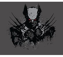 "Mutant Rage ""X suit"" Photographic Print"