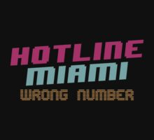 Hotline Miami: Wrong Number by Djidiouf