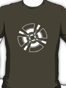 Mandala 24 Simply White T-Shirt