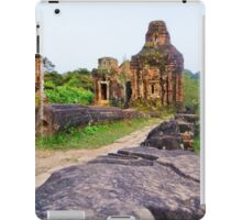 Vietnam: My Son Sanctuary iPad Case/Skin