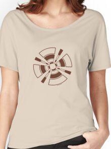 Mandala 24 Chocol'Art Women's Relaxed Fit T-Shirt