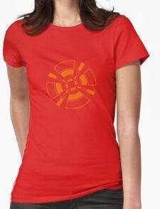 Mandala 24 Vitamin C Womens Fitted T-Shirt