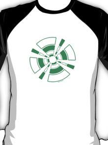 Mandala 24 Green With Envy T-Shirt