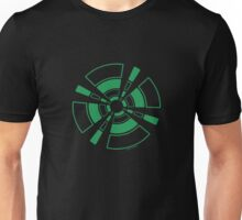 Mandala 24 Green With Envy Unisex T-Shirt