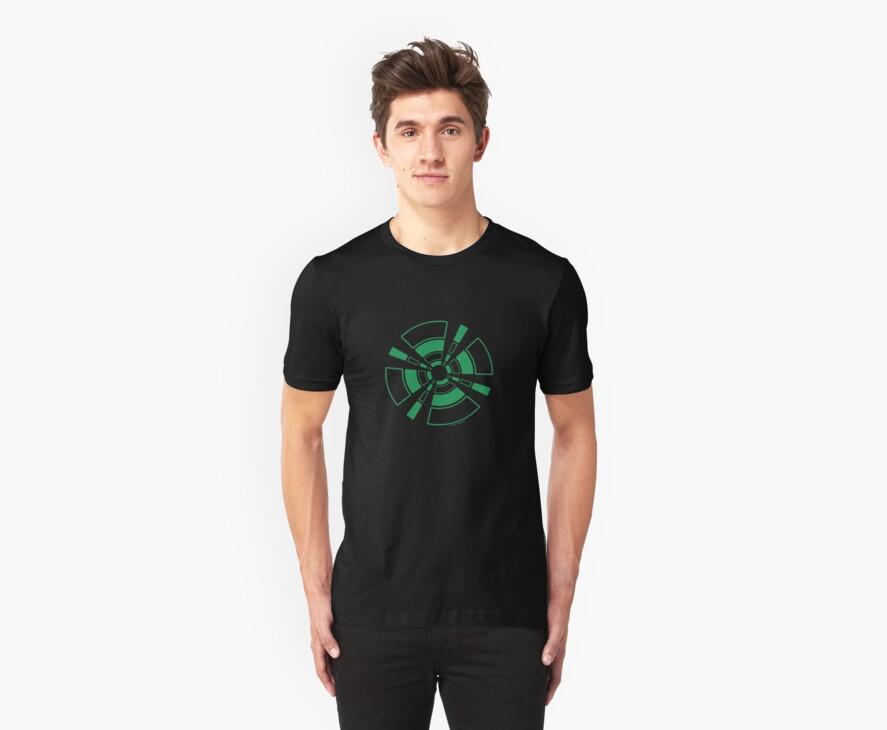 Mandala 24 Green With Envy by sekodesigns