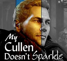 My Cullen Doesn't Sparkle by ThePyratQueen