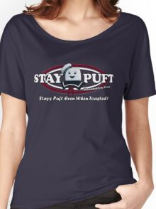 Stay Puft Marshmallows Women's Relaxed Fit T-Shirt
