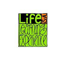 Life Experience Photographic Print