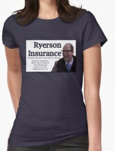 Ryerson Insurance Womens Fitted T-Shirt