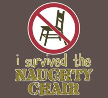 i survived the naughty chair by ikandie