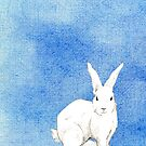 Rabbit Blue by mrana