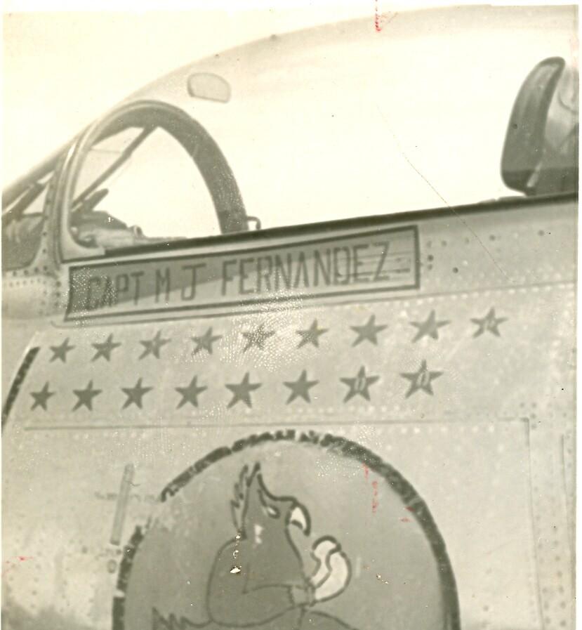 Capt. Fernandez,  Jet Ace by dummy