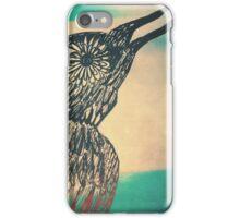 she's a bird iPhone Case/Skin