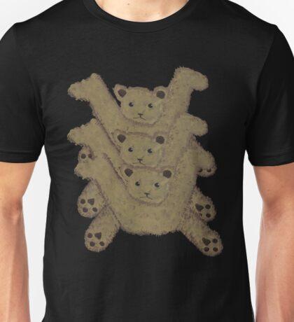 bears behind Unisex T-Shirt