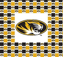Missouri Tigers-TWIN Duvet Cover, Posters, Pillows, Phone Cases, IPad Cases, Laptop Skins, or Mugs  by super221Bwolf