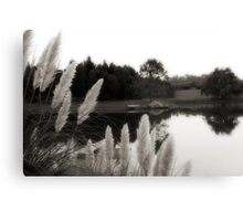 Sweet Silence Canvas Print