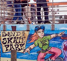 Skate Park Promotion by Martin Berry Photography