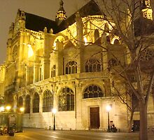Eglise Saint Eustache by Nico3