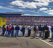 Pocono Raceway by Aaron Campbell