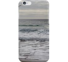 An Eagle at Fistral iPhone Case/Skin