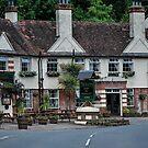 Wye Valley Hotel at Tintern  South Wales   by DebbyScott
