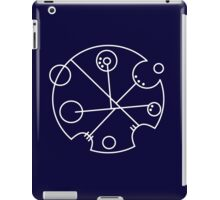 Galifreyian Symbol iPad Case/Skin