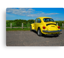 Bright Bug Canvas Print
