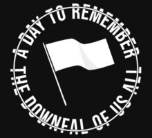 A Day To Remember - Downfall of Us All Crest by breakshit