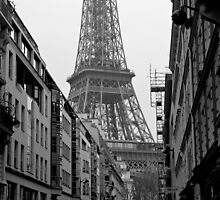 Paris Architecture by Chris Putnam