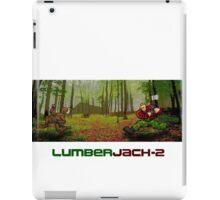 LumberJack-2 iPad Case/Skin