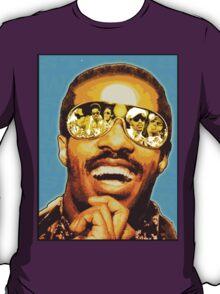 STEVIE WONDER: iWONDER T-Shirt