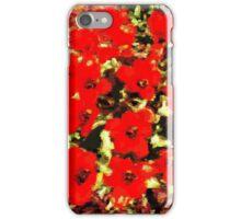 14 1698 1 pastel halftone iPhone Case/Skin