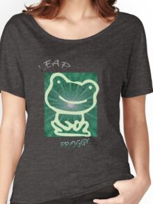 LEAP FROGGY Women's Relaxed Fit T-Shirt