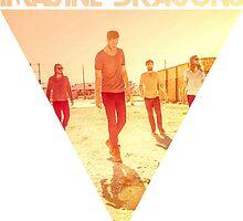Imagine Dragons by studiodopeness