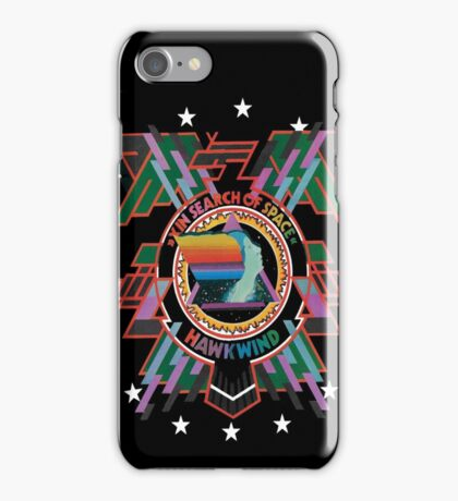 Hawkwind - In Search of Space iPhone Case/Skin