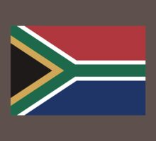 National flag of the Republic of South Africa Authentic version T-Shirt