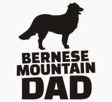 Bernese Mountain Dad One Piece - Short Sleeve
