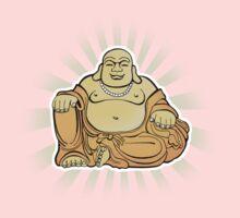 Happy Buddha Kids Tee
