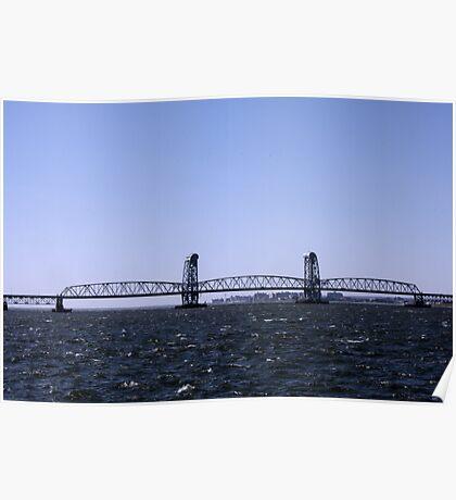 Marine Parkway Bridge Poster