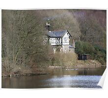 waterman cottage Poster