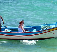 Water Taxi by Tom Gomez