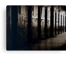 Armagh Gaol Cell Doors Canvas Print