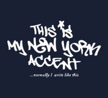 NY accent by thesect
