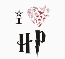 I Love HP by NatalieMirosch