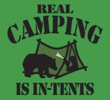 Real Camping Kids Clothes