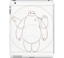 Vitruvian Baymax iPad Case/Skin