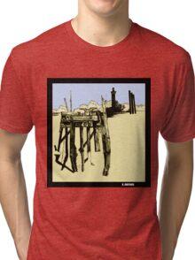 Mamaroneck Bay Tri-blend T-Shirt
