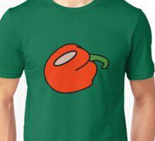 RED BELL PEPPER Unisex T-Shirt