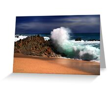 Cabo Surf Greeting Card